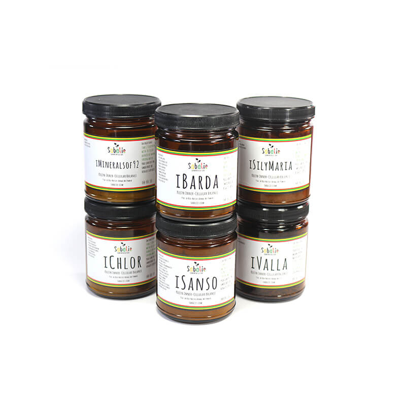 iSanarPackage (Bio-Native Cell Food iHerbal Arts Powders)