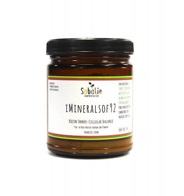 iMineralsof92 (Bio-Native iHerbal Art Powder)