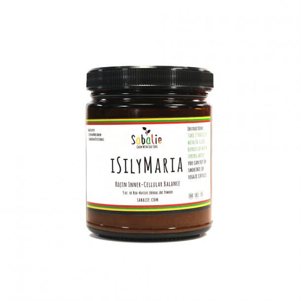 iSilyMaria (Bio-Native Cell Food iHerbal Art Powder)
