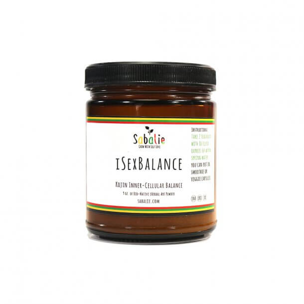 iSexBalance (Bio-Native Cell Food iHerbal Art Powder)
