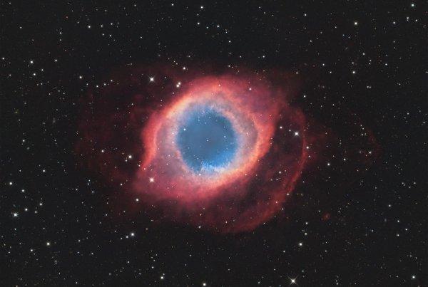 Eye of God Universe